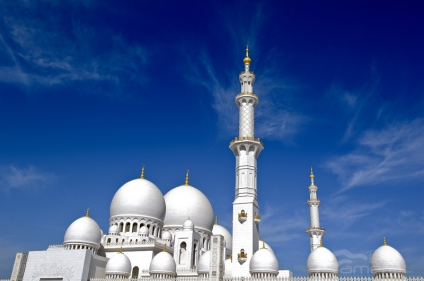 Sheikh Zayed Mosque 6