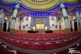 Inside Masjid