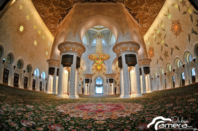 Sheikh Zayed Mosque 8