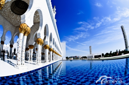 Sheikh Zayed Mosque 5